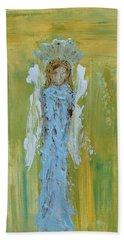 Angel Of Vision Beach Towel