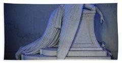 Angel Weeping Beach Towel
