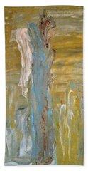 Angels In Prayer Beach Towel