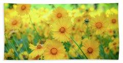 Another Glimpse, Pollinator Field Beach Sheet