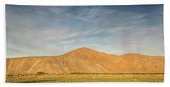 Anza Borrego Sunset Beach Towel
