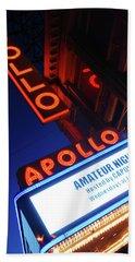 Apollo Theater Amateur Night Beach Towel