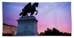 Apotheosis Of St. Louis, King Of France Beach Towel