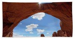 Arches National Park Beach Towel