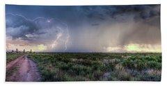 Arizona Storm Beach Sheet