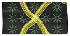 Art Deco Design 3 Beach Towel