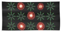 Art Deco Design 5 Beach Towel