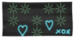 Art Deco Design 6 Beach Towel