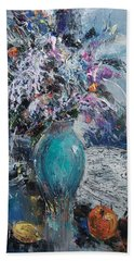 Articulated Melody Beach Towel