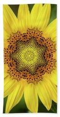 Artistic 2 Perfect Sunflower Beach Towel