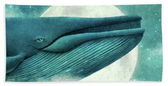 The Great Whale Beach Towel