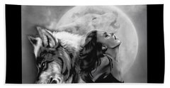 August Girl She Is Goddess A Warrior Worth More Than Her Weight In  Gold She Is A Guardian A Nurture Beach Towel