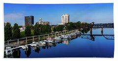 Augusta Ga Savannah River 2 Beach Towel