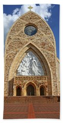 Ave Maria Cathedral Beach Towel