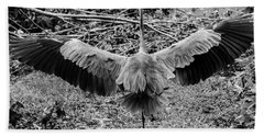 Time To Spread Your Wings Beach Towel