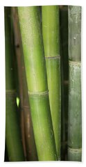 Bamboo Stalk 4057 Beach Towel