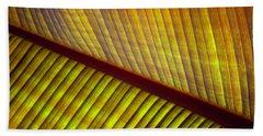 Banana Leaf 8602 Beach Towel