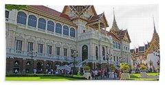 Bangkok, Thailand - The Grand Palace Beach Towel