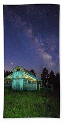 Barn In Rocky 2 Beach Sheet