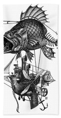 Bass Airship Beach Sheet