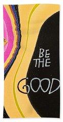 Be The Good Beach Sheet