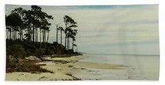 Beach And Trees Beach Sheet