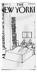 Bedtime Stories Beach Towel