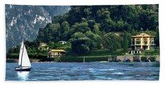Bellagio Villa Beach Sheet