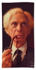 Bertrand Russell, Philosopher Beach Towel