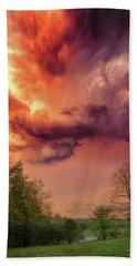 Big Sky Cades Cove Tennessee Beach Sheet