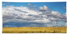 Big Sky Montana Beach Sheet