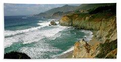 Big Sur Beach Sheet