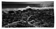 Birth Of Light Beach Sheet