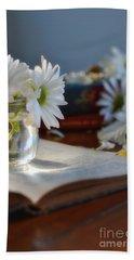 Bloom And Grow - Still Life Beach Towel