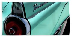 1955 T-bird Beach Towel