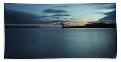 Blue Hour Salthill Beach Sheet