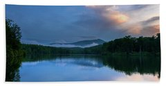 Blue Ridge Parkway - Price Lake - North Carolina Beach Towel