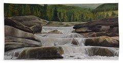 Bragg Creek Beach Towel