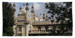 Brighton Royal Pavilion 1 Beach Sheet
