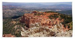 Bryce Canyon High Desert Beach Towel