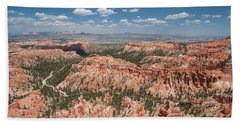 Bryce Canyon Trail Beach Towel