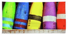 Buoy Color Beach Towel