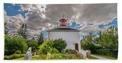 Burntcoast Head Lighthouse  Beach Sheet
