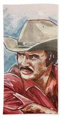 Burt Reynolds Beach Towel