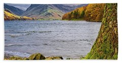 Buttermere Lake District Beach Towel