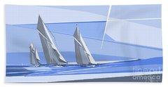 C-class Yachts Beach Sheet