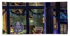 040 - Cafe Astoria Beach Towel