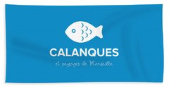 Calanques Beach Sheet