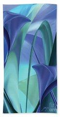 Calla Lilies Beach Sheet