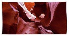 Canyon Colors Beach Towel